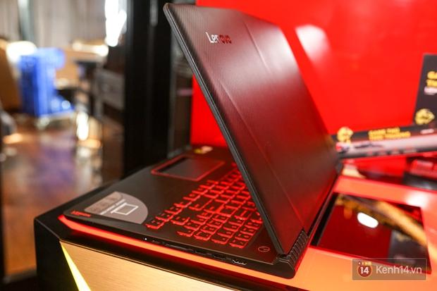 Lenovo Việt Nam ra mắt laptop dành cho game thủ Y520 và Y720: cấu hình mạnh mẽ, giá hạt dẻ vô cùng - Ảnh 13.