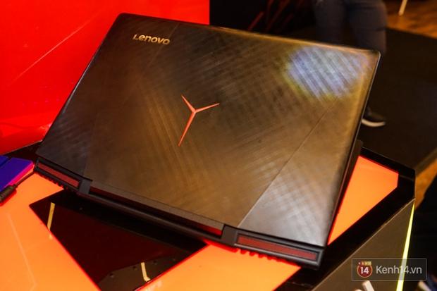 Lenovo Việt Nam ra mắt laptop dành cho game thủ Y520 và Y720: cấu hình mạnh mẽ, giá hạt dẻ vô cùng - Ảnh 7.