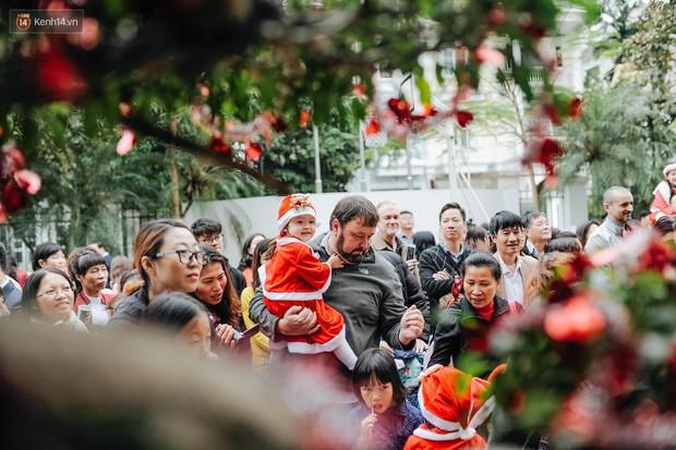 Học sinh ở các trường quốc tế hiện đại nhất nhì Hà Nội đón Noel như thế nào? - Ảnh 8.