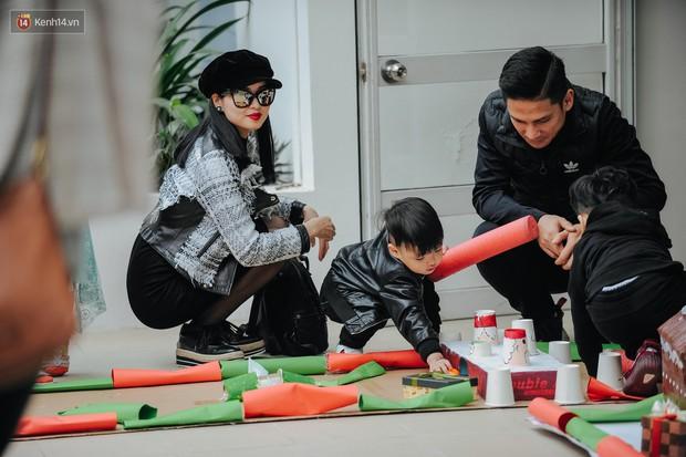 Học sinh ở các trường quốc tế hiện đại nhất nhì Hà Nội đón Noel như thế nào? - Ảnh 12.