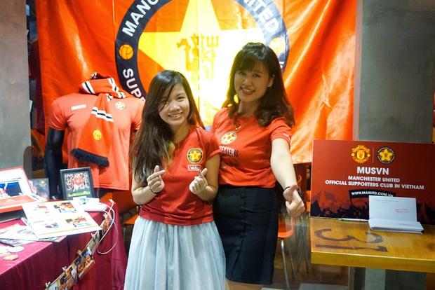 Man Utd công nhận hội CĐV chính thức tại Việt Nam - Ảnh 4.
