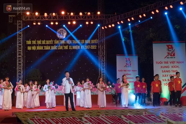 Dạ hội chào mừng thành công Đại hội Đoàn toàn quốc với màn hợp xướng 50 SV cực hoành tráng - Ảnh 8.