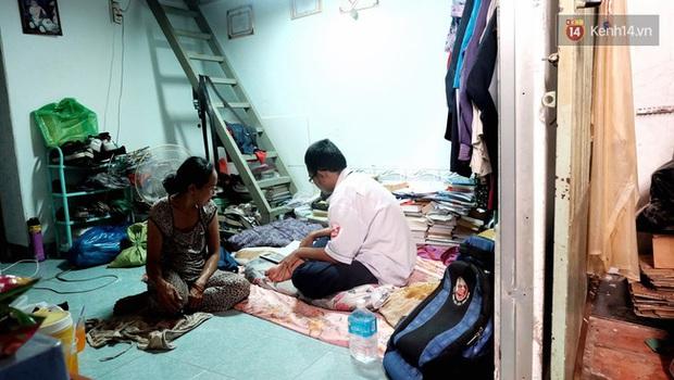 Cậu học trò nghèo giúp mẹ nhặt ve chai ở Sài Gòn đạt 9.6 điểm Toán trong kỳ thi THPT Quốc gia - Ảnh 6.