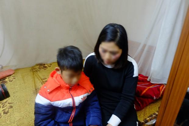 Hà Nội: Bố ruột dùng dây điện đánh đập con trai 9 tuổi dã man, mẹ đau đớn cầu cứu công an - Ảnh 3.