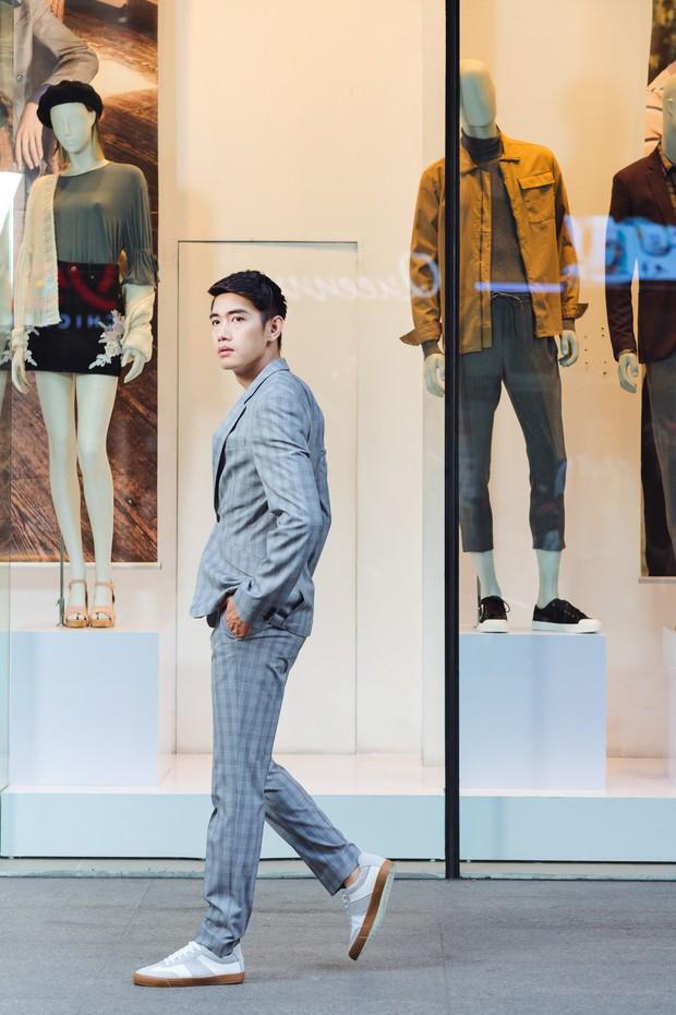 Học cách biến hóa cùng chàng dancer Quang Đăng với những bộ suit Topman - Ảnh 4.