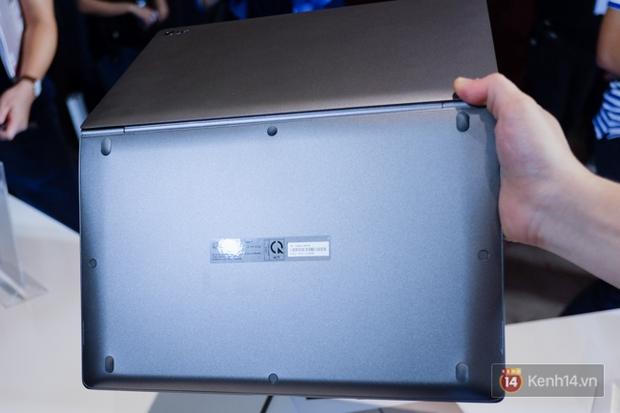 LG ra mắt dòng laptop LG Gram siêu nhẹ đến thị trường Việt Nam, chỉ bằng 5 chiếc iPhone 7 Plus - Ảnh 4.