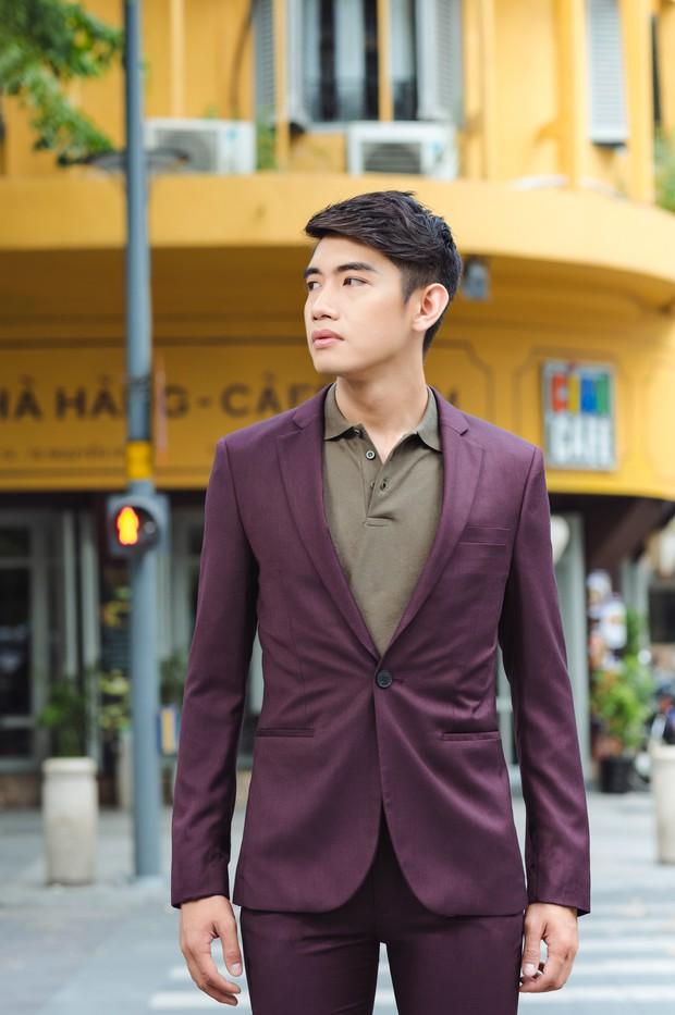 Học cách biến hóa cùng chàng dancer Quang Đăng với những bộ suit Topman - Ảnh 1.