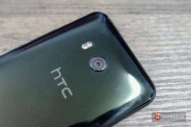 Đánh giá chi tiết camera HTC U11: Lấy nét nhanh, màu sắc chân thực, selfie ấn tượng - Ảnh 2.
