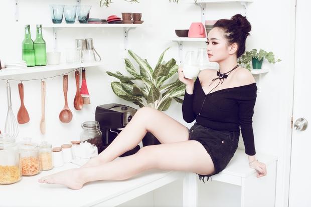 Kaity Nguyễn: Mọi thứ trong đời đều có cái khó, nhưng mình vượt qua được thì mới là cái hay! - Ảnh 3.