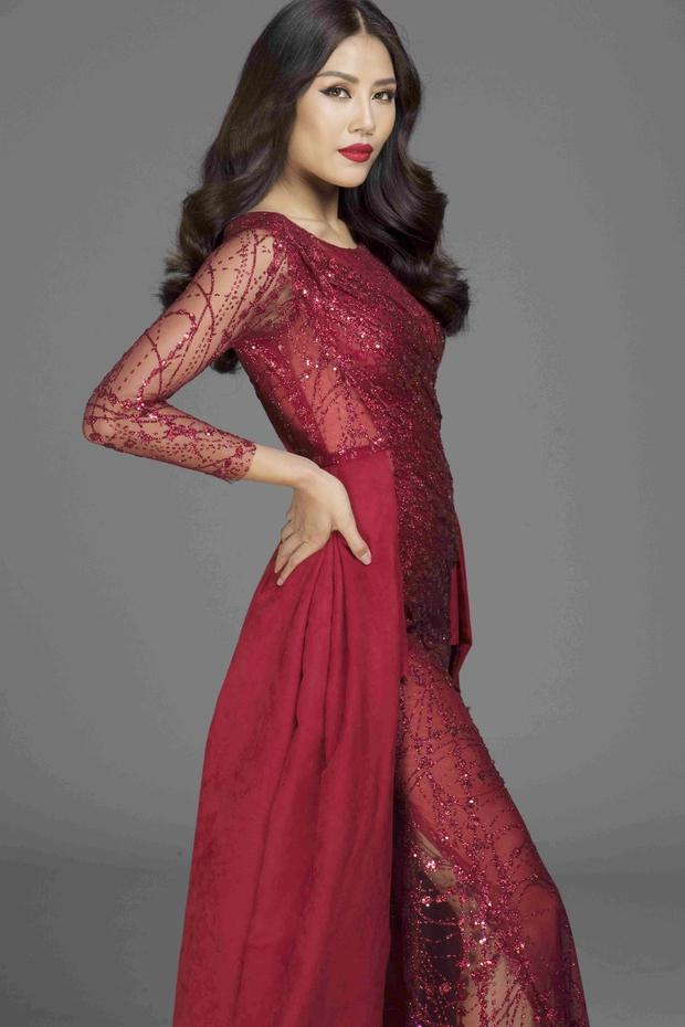 Rò rỉ hình ảnh thử đồ, Nguyễn Thị Loan có thể là đại diện Việt Nam thi Miss Universe 2017? - Ảnh 4.