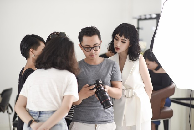 """Angela Phương Trinh không giấu tham vọng muốn thành """"It Girl"""" của làng thời trang Việt - Ảnh 9."""