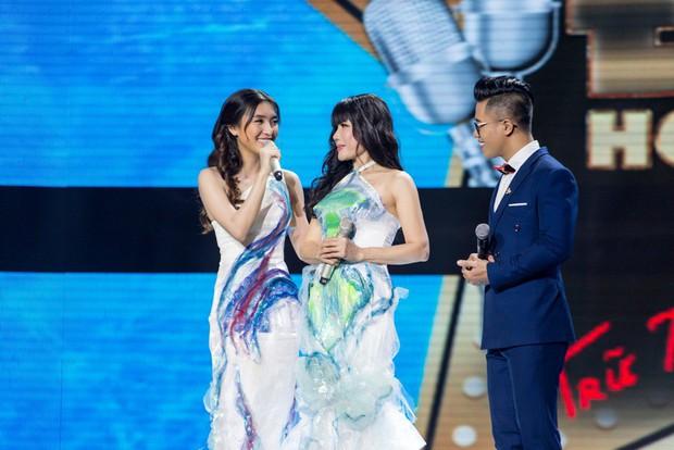 Cặp đôi hoàn hảo: Đồng nhất tuần với Erik, Hòa Minzy được danh ca Giao Linh gọi là hậu duệ - Ảnh 13.