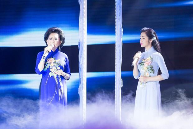 Cặp đôi hoàn hảo: Đồng nhất tuần với Erik, Hòa Minzy được danh ca Giao Linh gọi là hậu duệ - Ảnh 3.