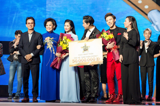 Cặp đôi hoàn hảo: Đồng nhất tuần với Erik, Hòa Minzy được danh ca Giao Linh gọi là hậu duệ - Ảnh 16.