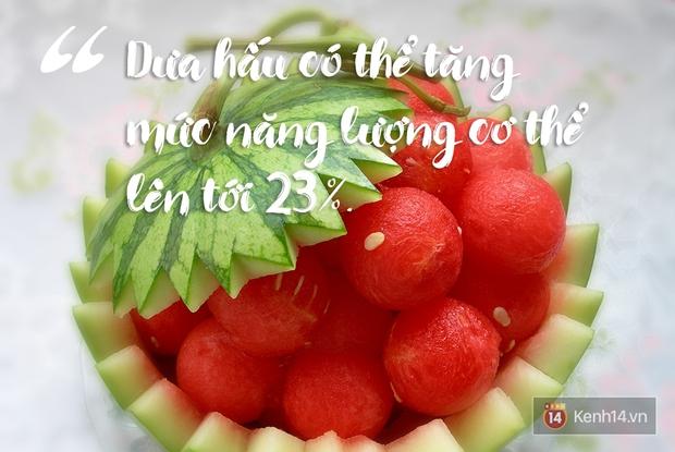 Muốn đẹp dáng, đẹp da và luôn mạnh khoẻ thì đừng bỏ qua loại quả này - Ảnh 3.