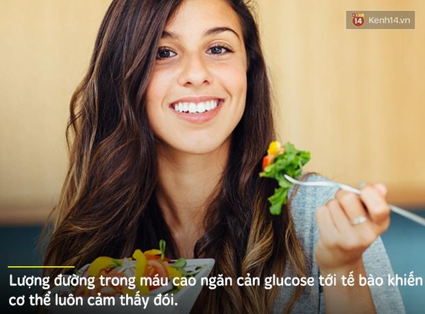 Những dấu hiệu cho thấy bạn đang ăn quá nhiều đường - Ảnh 1.