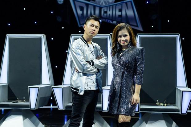 Miu Lê gạch chéo hình dương cầm, hát bài mới về Dương Cầm trên sân khấu Sao đại chiến - Ảnh 6.