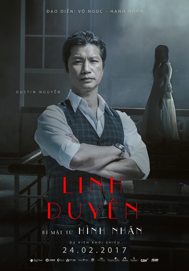 Linh Duyên - Phim kinh dị Việt mới chính thức ra rạp - Ảnh 1.