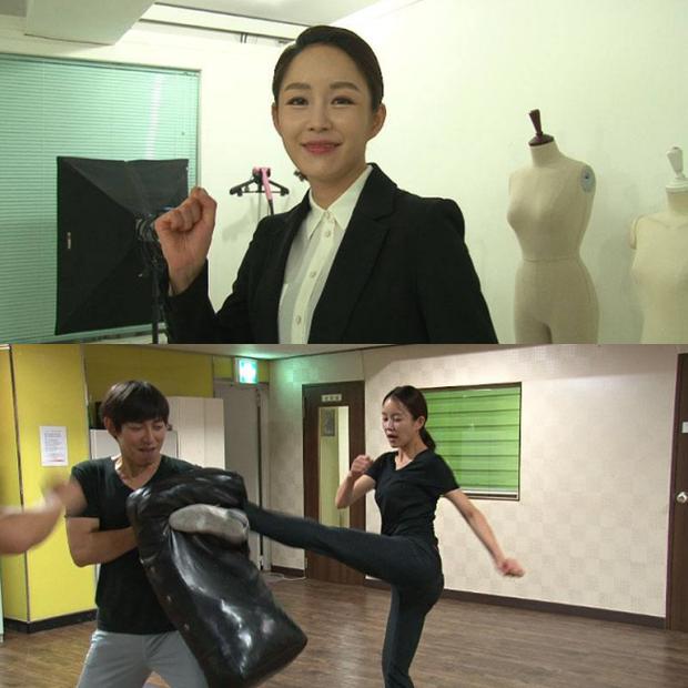 Nữ vệ sĩ đầu tiên của Tổng thống Hàn gây sốt vì quá đẹp và giờ cô đã trở thành diễn viên - Ảnh 2.
