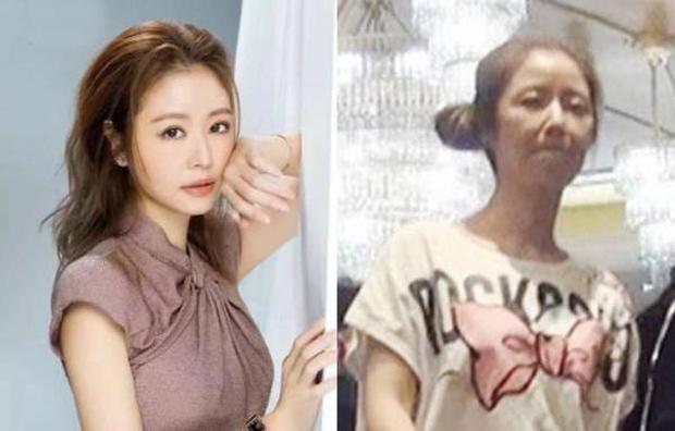 Không trang điểm, Lâm Tâm Như lộ mặt mộc già nua, thân hình gầy rộc - Ảnh 3.