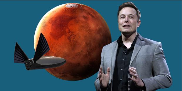 Tỉ phú không gian Elon Musk và chia sẻ mới nhất về hành trình đưa 1 triệu người xâm chiếm sao Hỏa - Ảnh 1.