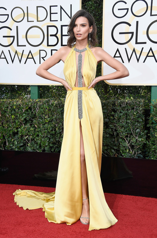 Thảm đỏ Quả Cầu Vàng 2017: Lily Collins đẹp như công chúa, đánh bật dàn Hoa hậu, mỹ nhân Hollywood - Ảnh 5.