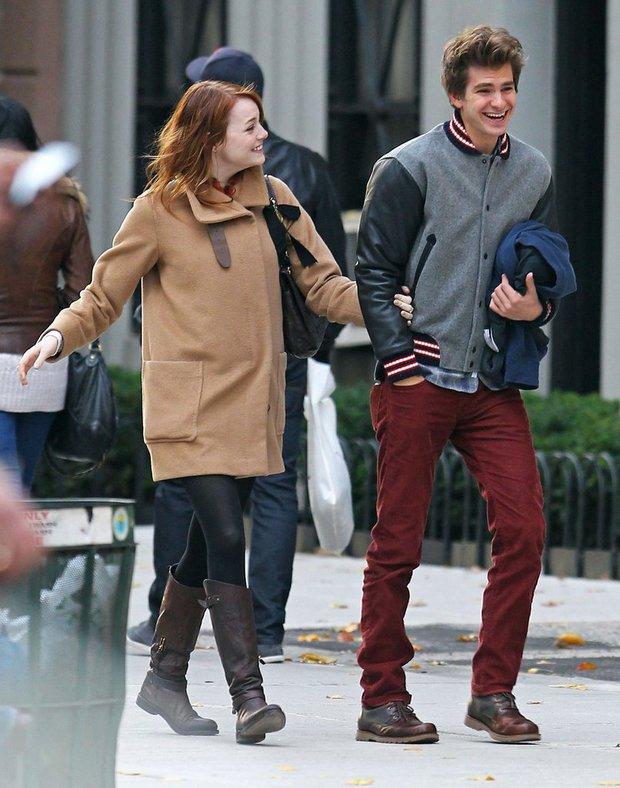 Nữ thần Oscar Emma Stone vẫn còn yêu Người Nhện và sắp tái hợp? - Ảnh 8.