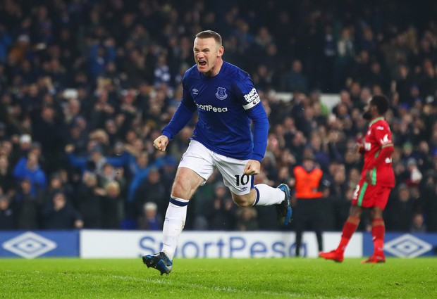 Rooney tỏa sáng, Everton tiếp đà hồi sinh - Ảnh 12.
