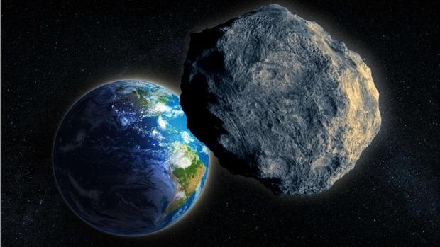 Viên thiên thạch này mới sượt qua Trái đất và đó là một tin cực kì không ổn - Ảnh 1.