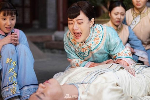 Dù chỉ là nam phụ, Hà Nhuận Đông vẫn lấn lướt Trần Hiểu trong Năm Ấy Hoa Nở Trăng Vừa Tròn - Ảnh 14.
