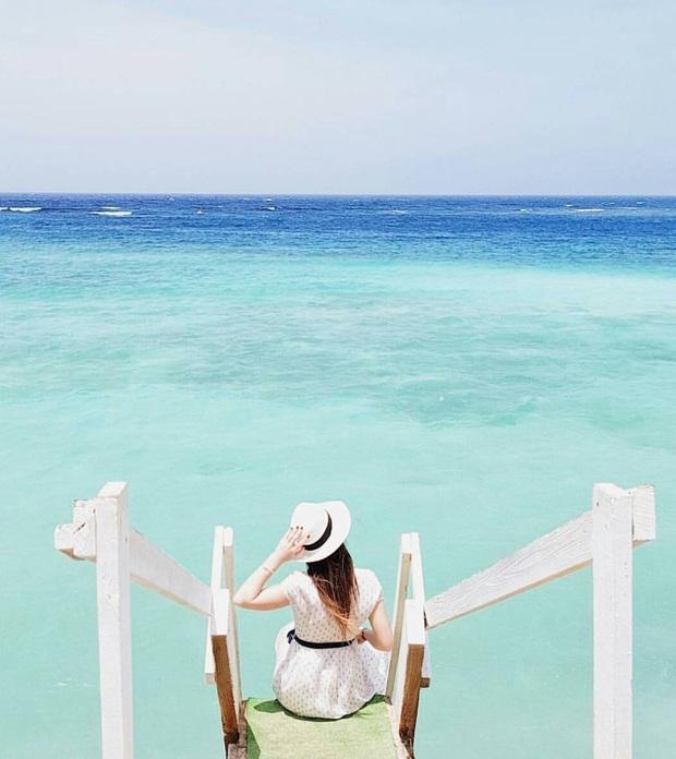 Nóng như thế này chỉ muốn đến ngay chốn thiên đường này tắm biển, chụp ảnh sống ảo cùng hồng hạc mà thôi! - Ảnh 4.