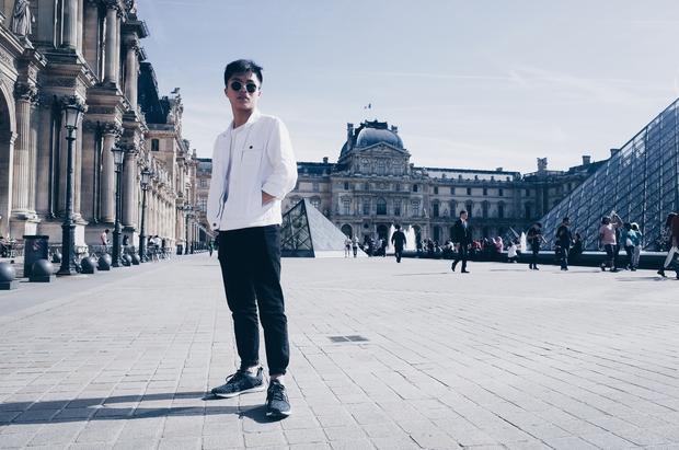 Đặng Hữu Quốc Văn – từ SV Ngoại thương, tới quản lý truyền thông của siêu mẫu và kỳ thực tập trong mơ tại Paris Fashion Week - Ảnh 16.