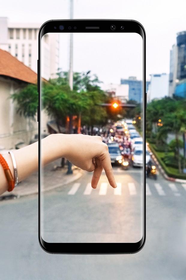Bộ ảnh Sài Gòn Vô cực đẹp ấn tượng chụp bằng Galaxy S8+ - Ảnh 7.