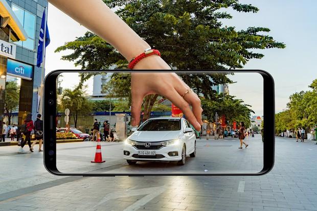 Bộ ảnh Sài Gòn Vô cực đẹp ấn tượng chụp bằng Galaxy S8+ - Ảnh 8.
