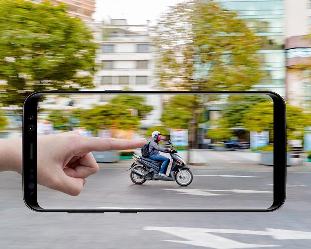 Bộ ảnh Sài Gòn Vô cực đẹp ấn tượng chụp bằng Galaxy S8+ - Ảnh 6.