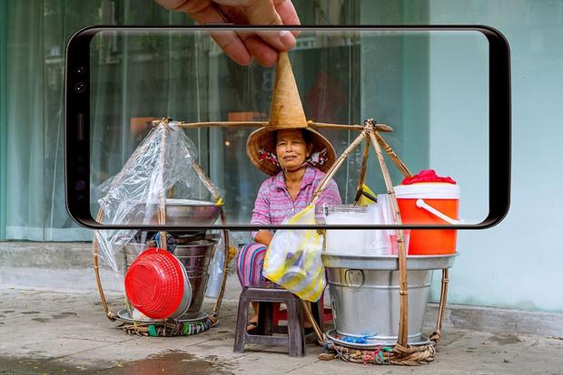 Bộ ảnh Sài Gòn Vô cực đẹp ấn tượng chụp bằng Galaxy S8+ - Ảnh 3.