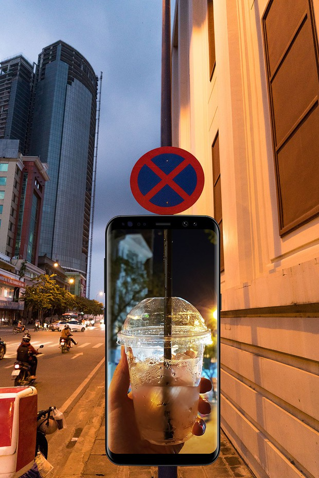 Bộ ảnh Sài Gòn Vô cực đẹp ấn tượng chụp bằng Galaxy S8+ - Ảnh 4.