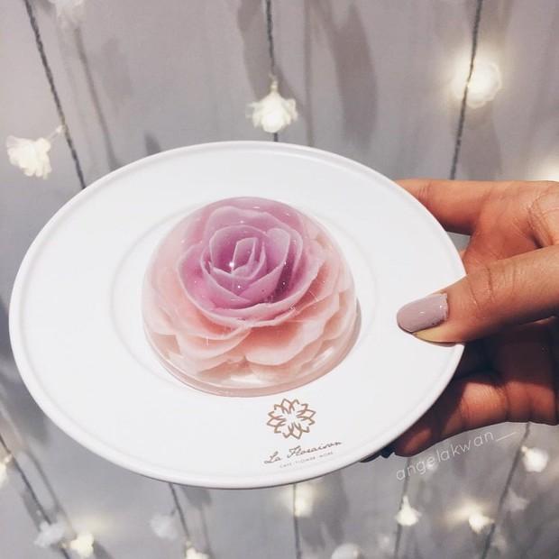 Bộ sưu tập bánh anh đào đẹp lung linh như hoa trong sương sớm - Ảnh 7.