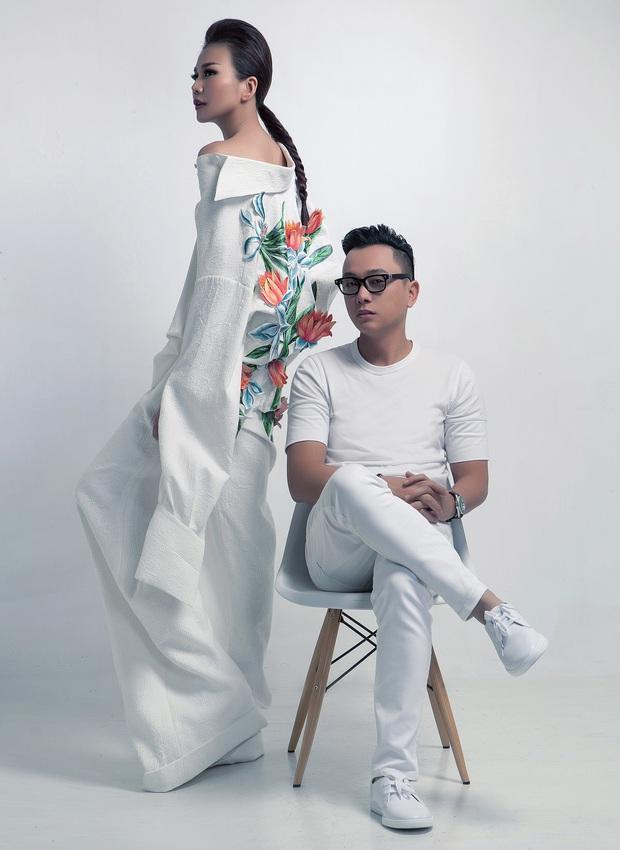 Siêu mẫu Thanh Hằng làm vedette cho BST diễn tại Tokyo Fashion Week của NTK Công Trí - Ảnh 8.
