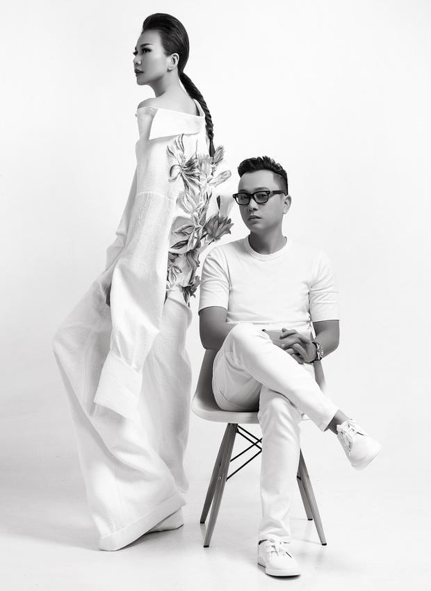 Siêu mẫu Thanh Hằng làm vedette cho BST diễn tại Tokyo Fashion Week của NTK Công Trí - Ảnh 12.