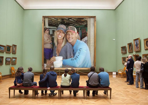 Cặp đôi lên mạng nhờ chỉnh sửa ảnh, nào ngờ vớ được mấy thánh photoshop có tâm hết sức - Ảnh 22.