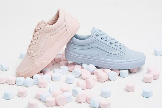 Mùa Back To School năm nay sẽ thật nhạt nếu tủ giày của bạn không có một trong những đôi sneakers sau - Ảnh 1.