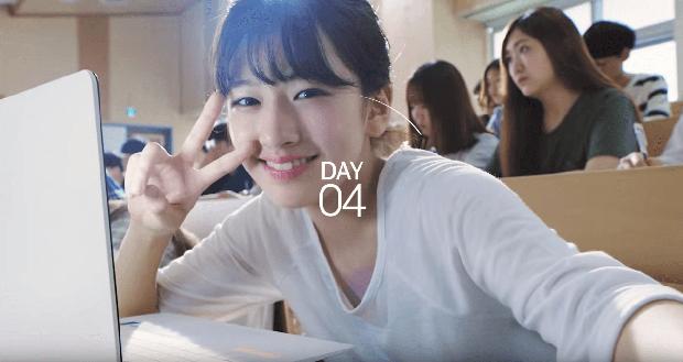 Nữ thực tập sinh nổi tiếng sau 1 clip quảng cáo vì giống nữ thần Hậu duệ mặt trời Kim Ji Won - Ảnh 6.