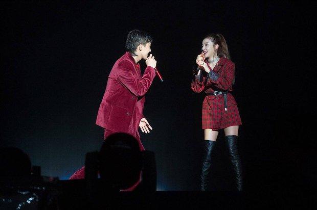 Bao năm được gán ghép tình cảm với G-Dragon, Dara cuối cùng đã thổ lộ lòng mình - Ảnh 3.