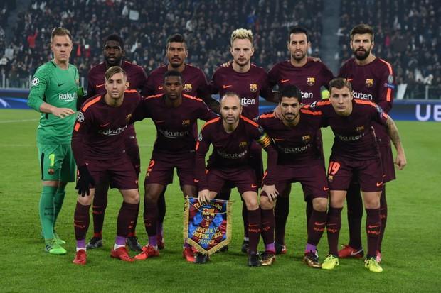 Hòa Barca, Juventus có nguy cơ bị loại ngay từ vòng bảng - Ảnh 2.
