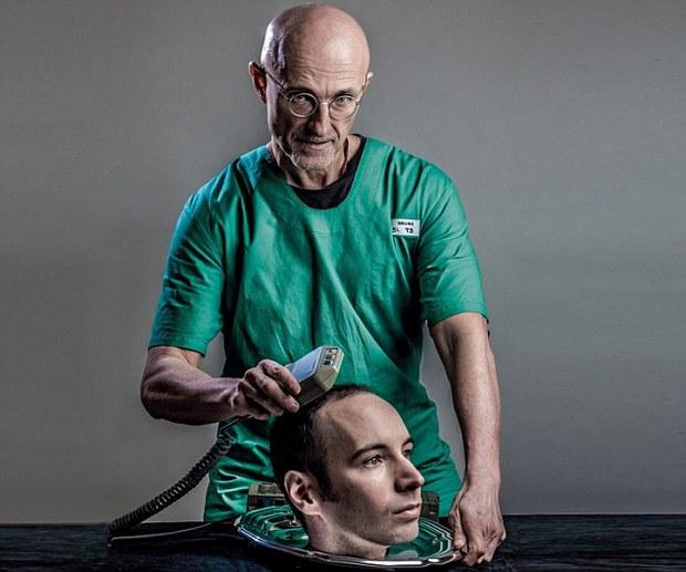 Chỉ hơn 3 tháng nữa, bác sĩ điên người Ý sẽ thực hiện ca ghép đầu người đầu tiên trên thế giới - Ảnh 2.