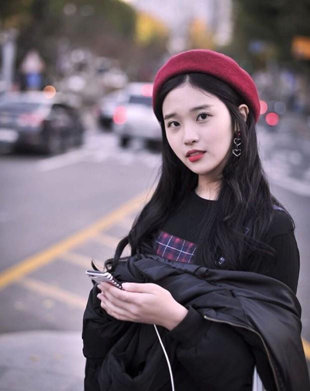 Vẻ đẹp mong manh của cô gái Hàn 21 tuổi được ví như bản sao IU - Ảnh 4.