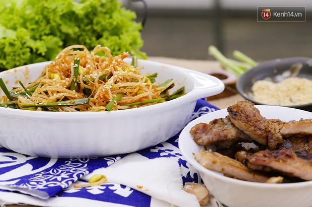 Công thức đơn giản, dễ làm nhất cho món giá trộn Hàn Quốc ngon như ngoài hàng - Ảnh 9.