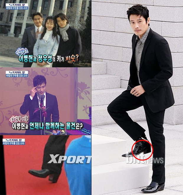 Bạn có biết: Nam giới Hàn và Việt đang âm thầm rủ nhau mua giày độn chiều cao - Ảnh 12.