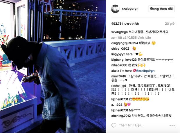 Hưởng ứng theo trào lưu Goblin, G-Dragon bị ném đá tơi bời vì kém cạnh Gong Yoo - Ảnh 1.